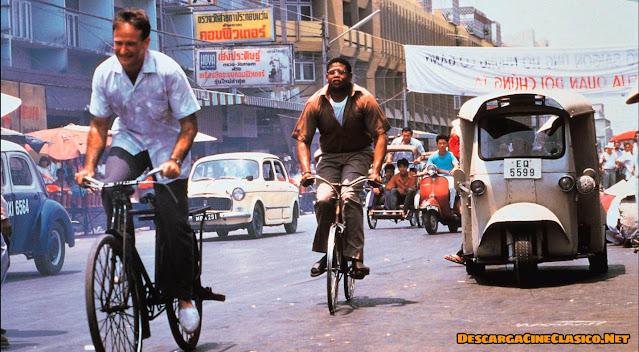 Good Morning, Vietnam - Película online - Buenos días, Vietnam (1987)