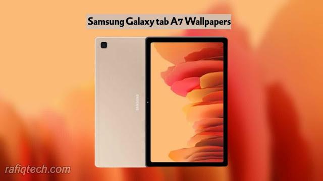 تحميل خلفيات Samsung Galaxy Tab A7   الأصلية بجودة عالية الدقة