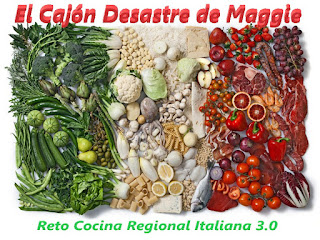 RETO COCINA REGIONAL ITALIANA