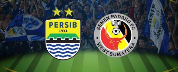 Susunan Pemain Persib Bandung vs Semen Padang FC
