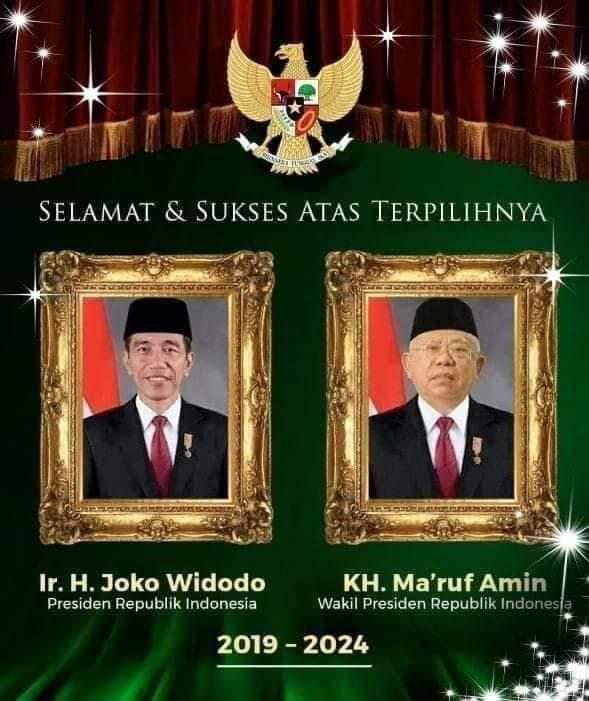 Boalemo Site Presiden Ri Terpilih Joko Widodo Dan Makruf Amin 2019 2024