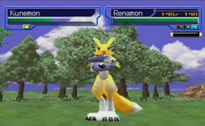 Download Digimon 3 PSP PPSSPP