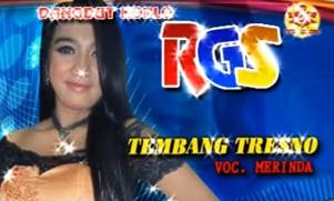 Lirik Lagu : TEMBANG TRESNO by Merinda Koplo RGS