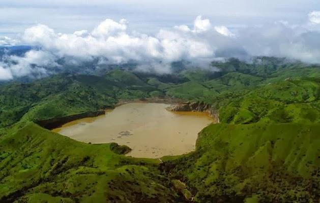 Nyos, Danau Paling Berbahaya di Dunia