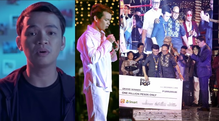 Chud Festejo's 'Nanay Tatay' wins PhilPop 2018