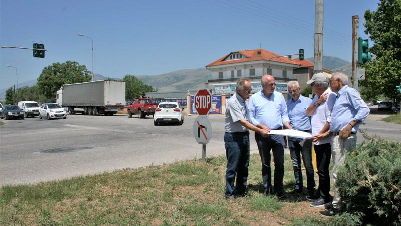 4,4 εκατ. ευρώ από το ΕΣΠΑ της Περιφέρειας ΑΜ-Θ για έργα οδικής ασφάλειας στη Δράμα