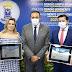CAPITAL| Vereador Carlão concede Título de Cidadão a Melissa de Andrade e Fabrício Colacino