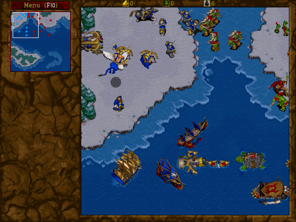Indie Retro News A Grand Day For Rts Fans As Warcraft I Ii