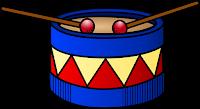 Символ Дхаништхи (барабан)