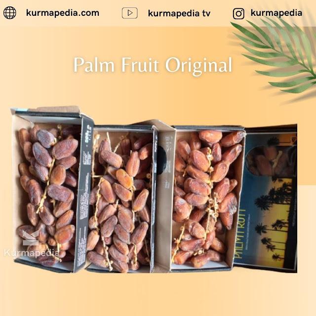 Palm fruit, kurma tunis