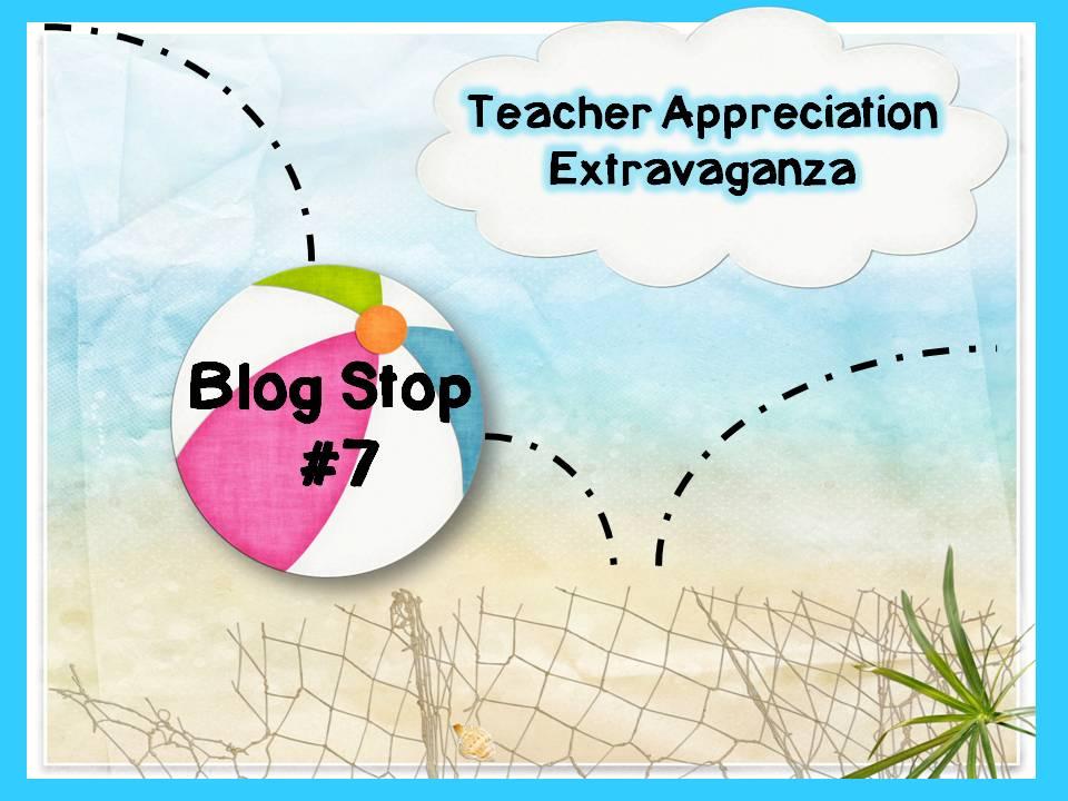 Teacher Appreciation Extravaganza - One Room Schoolhouse