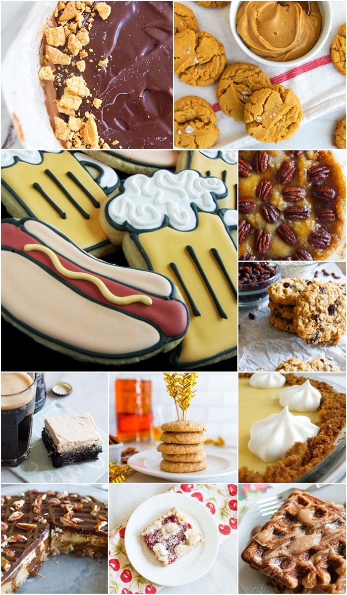 11 Desserts for Father's Day