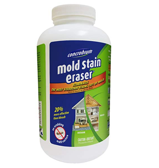 Best Mold Stain Eraser Review