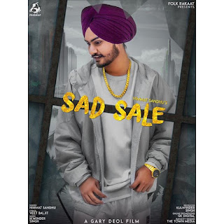 Sad Sale Lyrics - Himmat Sandhu Song