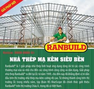 Nhà thép Ranbuild