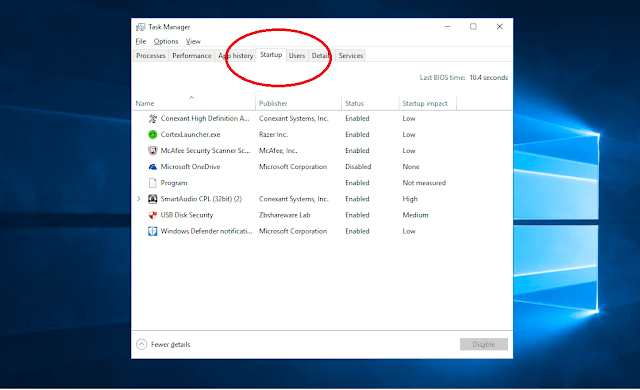 how to speed up windows 10,