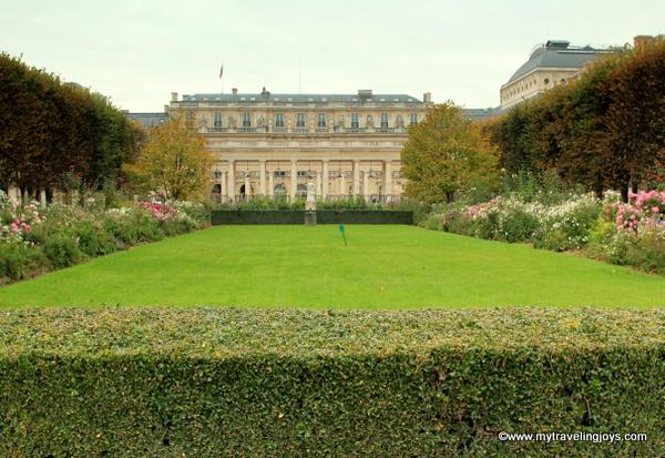 A-Z Guidebook: Jardin du Palais Royal in Paris ~ My ...