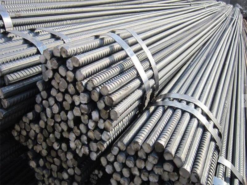 Thép xây dựng, Pomina, Thép cây, Thép thanh vằn