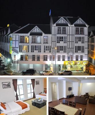 Hotel double star brinchang cameron highland