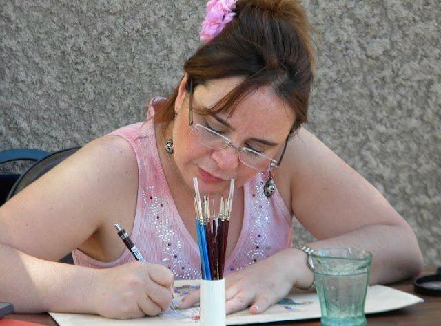 Tezhip ve Geleneksel Türk Sanatları Sanatçısı