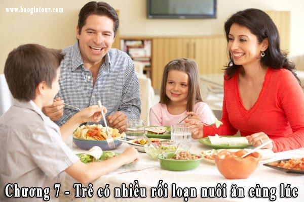 Chương 7 - Trẻ có nhiều rối loạn nuôi ăn cùng lúc