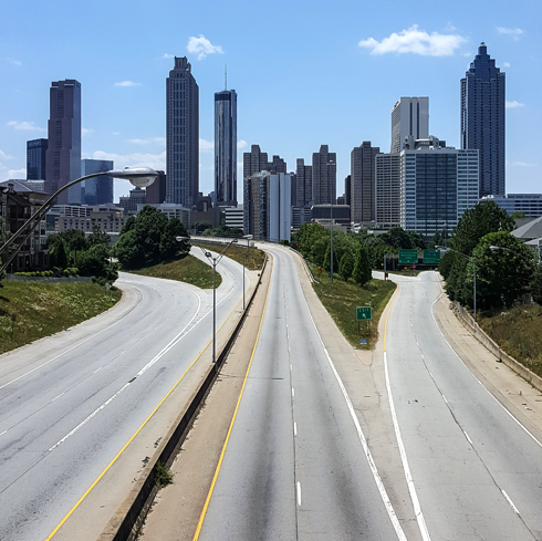 jackson street bridge walking dead atlanta