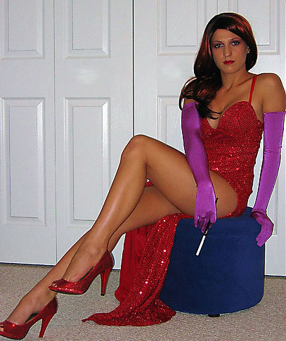 Hot Jessica Rabbit
