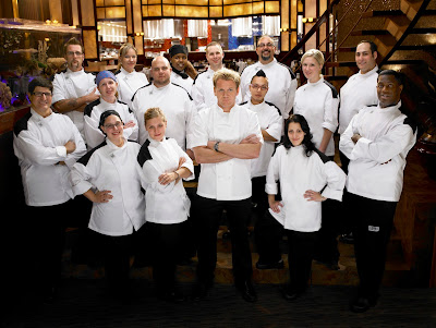 Hell S Kitchen Season  Robert Bobby