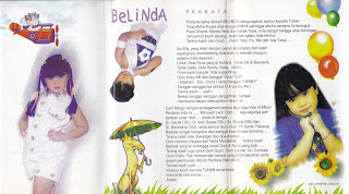 belinda album pop anak-anak www.sampulkasetanak.blogspot.co.id