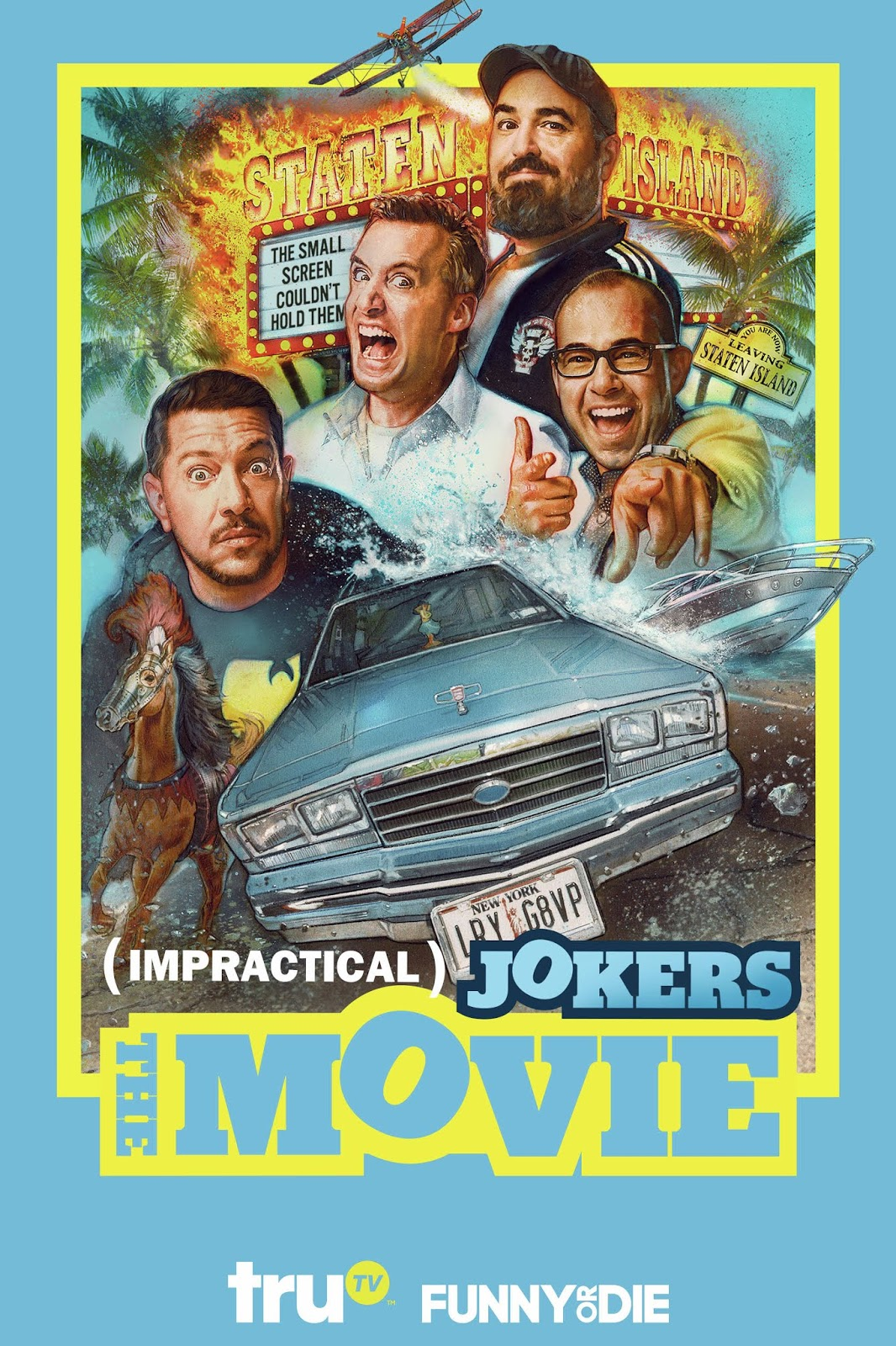IMPRACTICAL JOKERS: THE MOVIE AVAILABLE TO OWN ON DIGITAL NOW + Digital Code #Giveaway