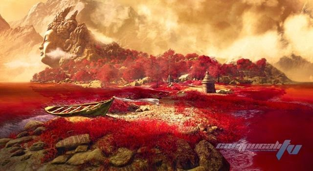 Far Cry 4 PS3 Region USA Español Latino