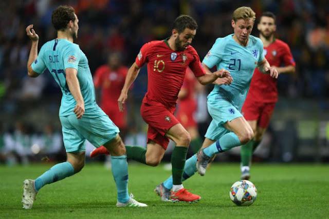 """Bốc thăm UEFA Nations League đêm nay: Ronaldo - Bồ Đào Nha cảnh giác """"bảng tử thần"""" 2"""