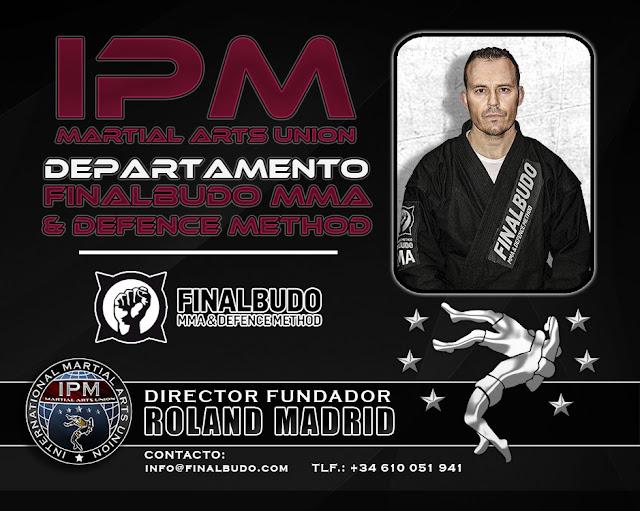 FINALBUDO - PERFIL DEPARTAMENTO - IPM - ROLAND MADRID
