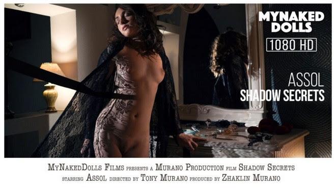 [MyNakedDolls] Assol - Shadow Secrets sexy girls image jav