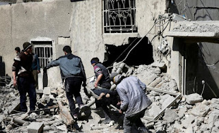 Regime strikes in Syria enclave despite cease-fire call: Monitor