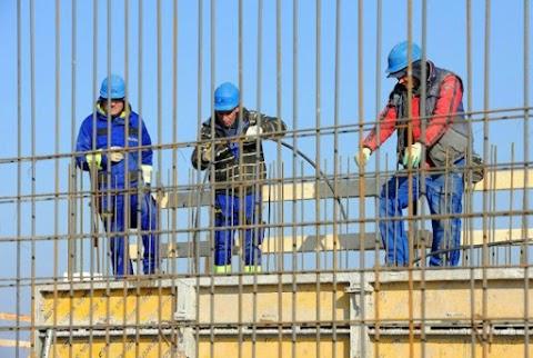 Az első hét hónapban 26 százalékkal nőtt a román építőipari termelés