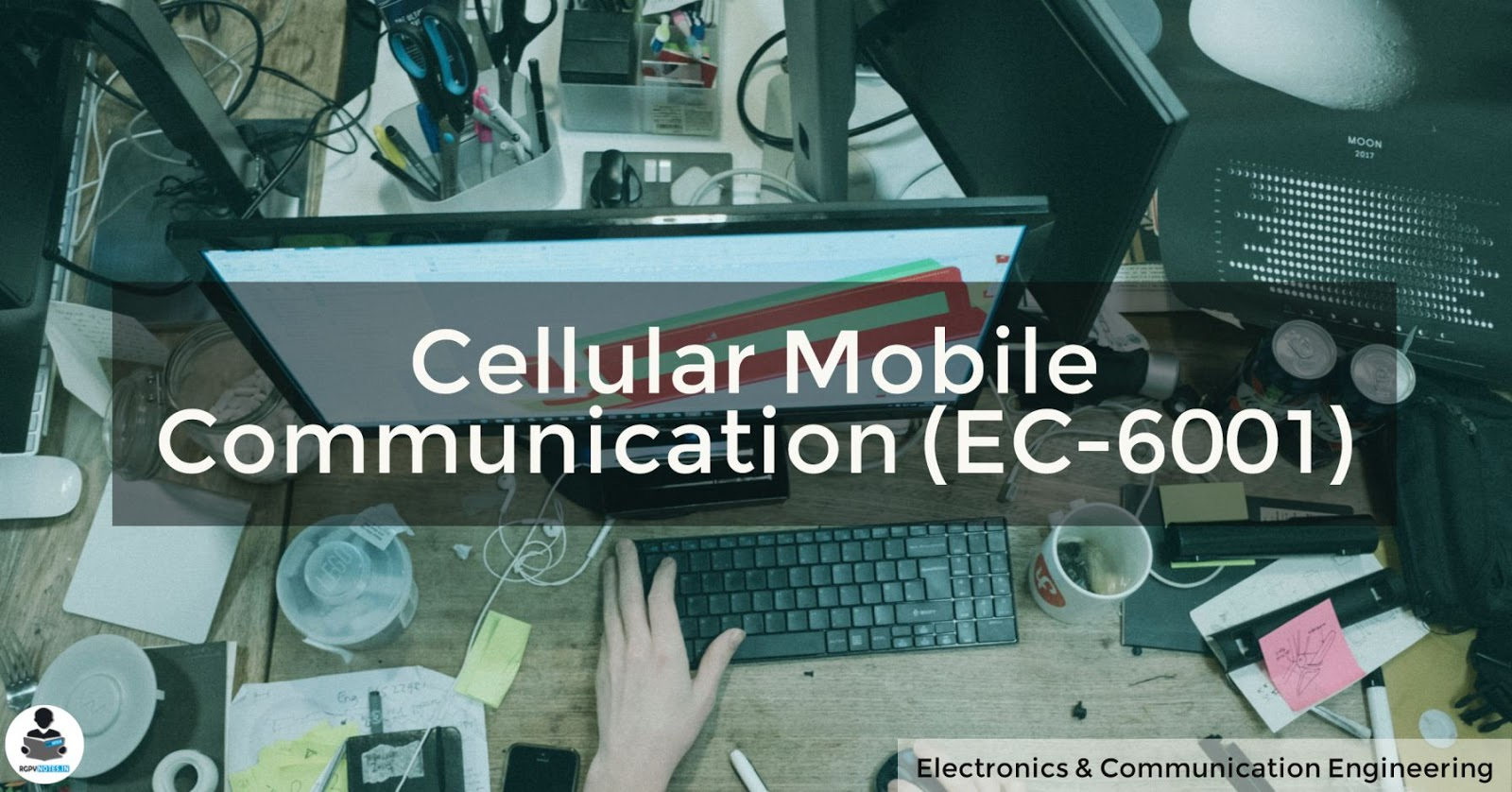 EC-6001 - Cellular mobile communication RGPV notes CBGS