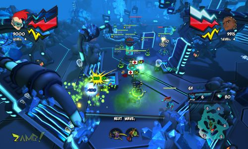 Download ZAMB Endless Extermination PC Game Full Version Free