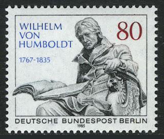 Germany-Berlin Wilhelm von Humboldt