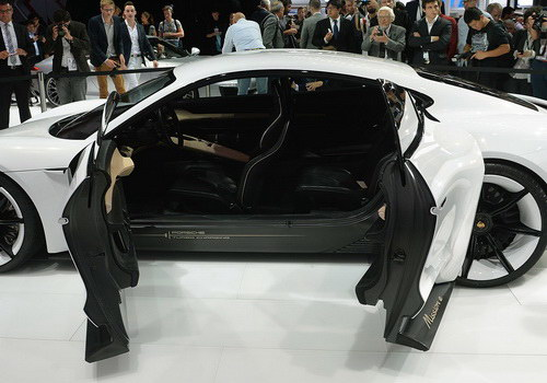 www.Tinuku.com Porsche projecting half-sales in 2023 for electric cars