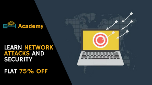 Learn Network Attacks and Security - FLAT 75% OFF