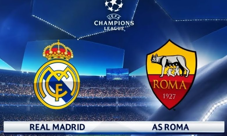 REAL MADRID-ROMA Streaming: info Facebook YouTube Sky Rai, come vederla online