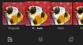 Editor immagini google foto