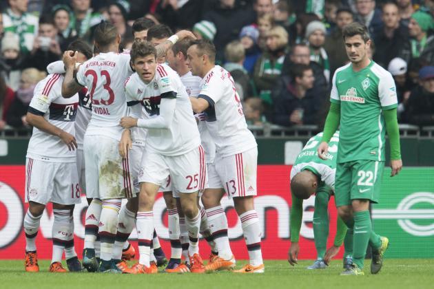 Prediksi Werder Bremen vs Bayern Munchen