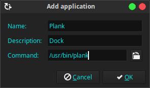 How To Make Plank Autostart On Xubuntu 18.04?