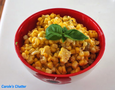 Curry Easy Corn by Carole's Chatter