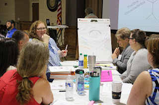 """Montgomery Catholic Teachers Learn to Help Military Children Find Their """"Spark"""" 2"""