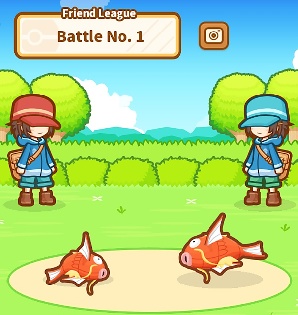 Pokémon: Magikarp Jump Leagues