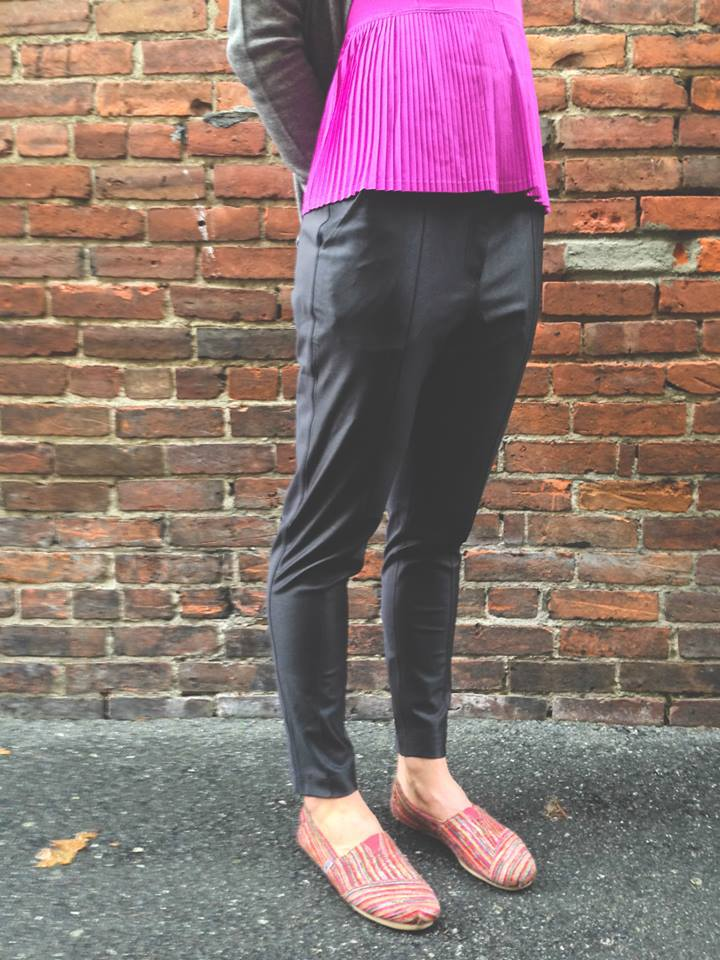 lululemon shine trouser