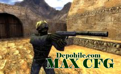 Counter Strike 1.6 Max v5 Hızdan Uçuran Hile Gibi CFG 2020